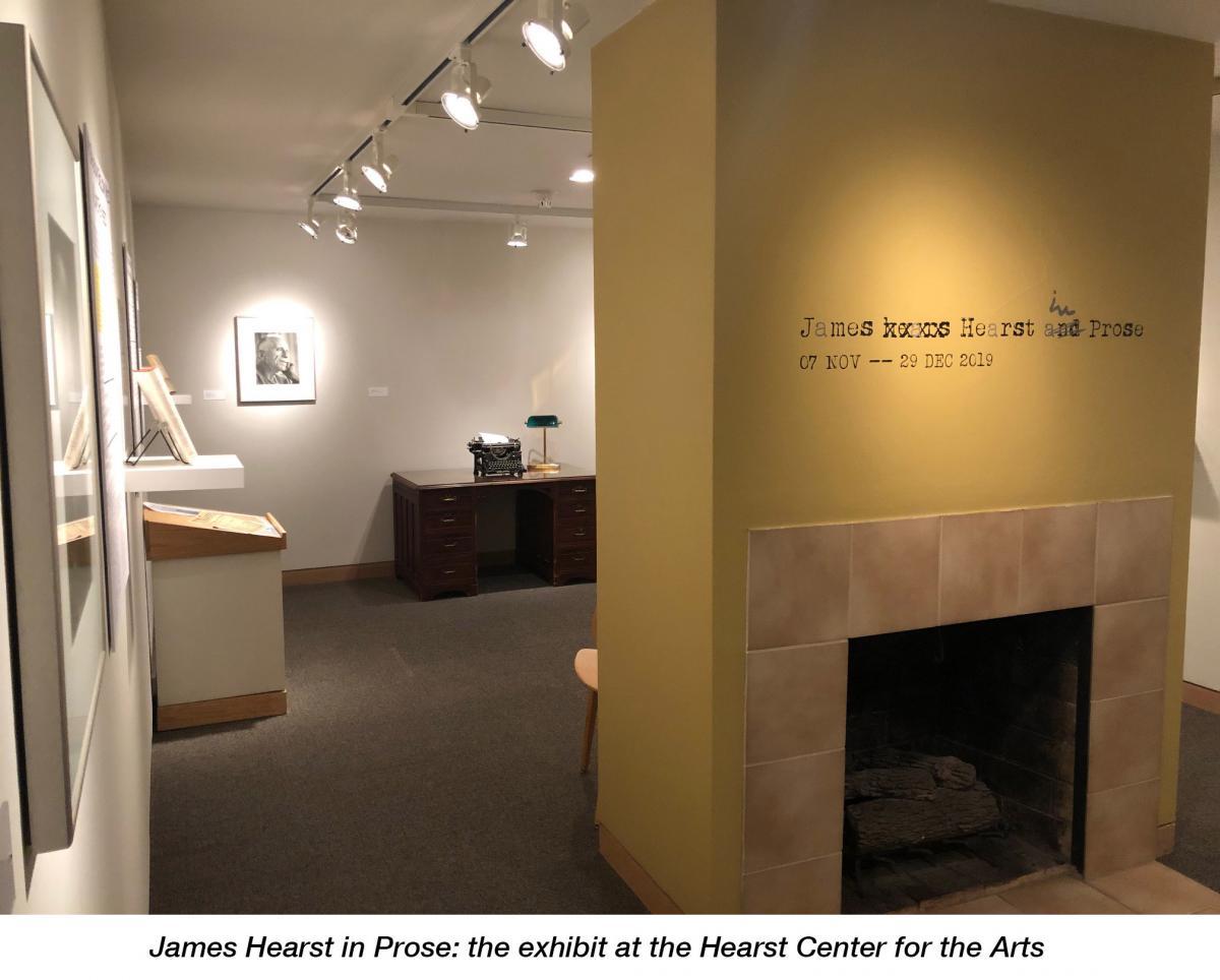 James Hearst in Prose